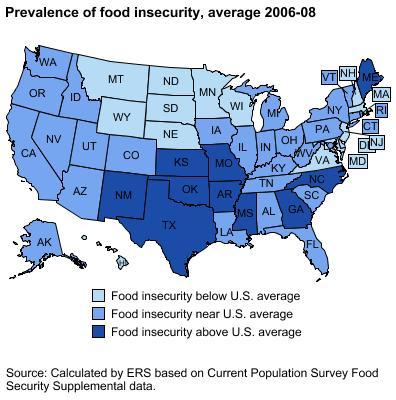 Food Stamps Usa States